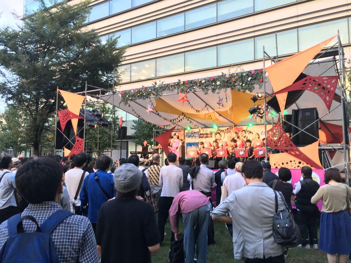 中野にぎわいフェスタ開催!中野駅周辺がお祭り騒ぎに!!併催イベント ...